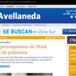 El polo petroquímico de Dock Sud, eje de polémica
