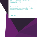 El Poder Judicial en debate