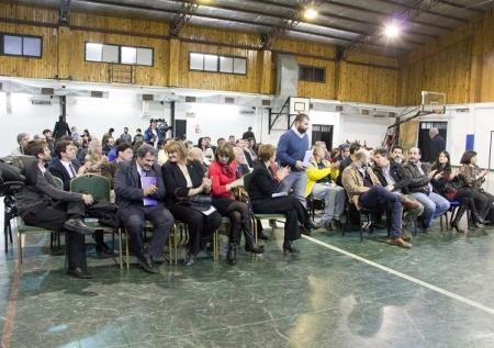 Proceso de reforma judicial en Tierra del Fuego