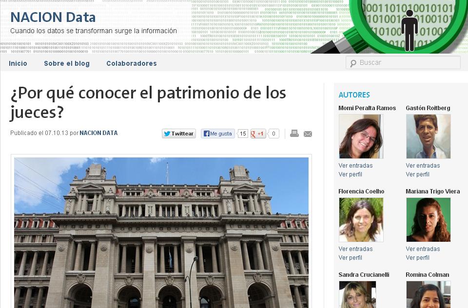 La Nación Data Blog