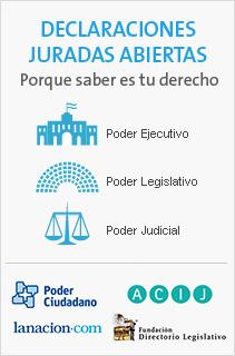 Declaracione Juradas Abiertas > Porque Saber es tu Derecho