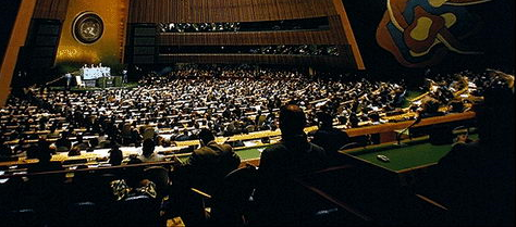 Organización de Naciones Unidas