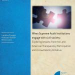 Artículo sobre vinculación entre organismos de control y ciudadanía con U4 Anti-Corruption Resource Centre