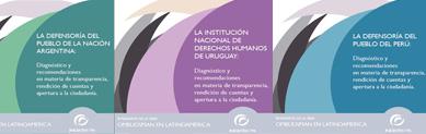"""Lanzamiento de la serie de documentos """"Ombudsman en Latinoamérica"""""""