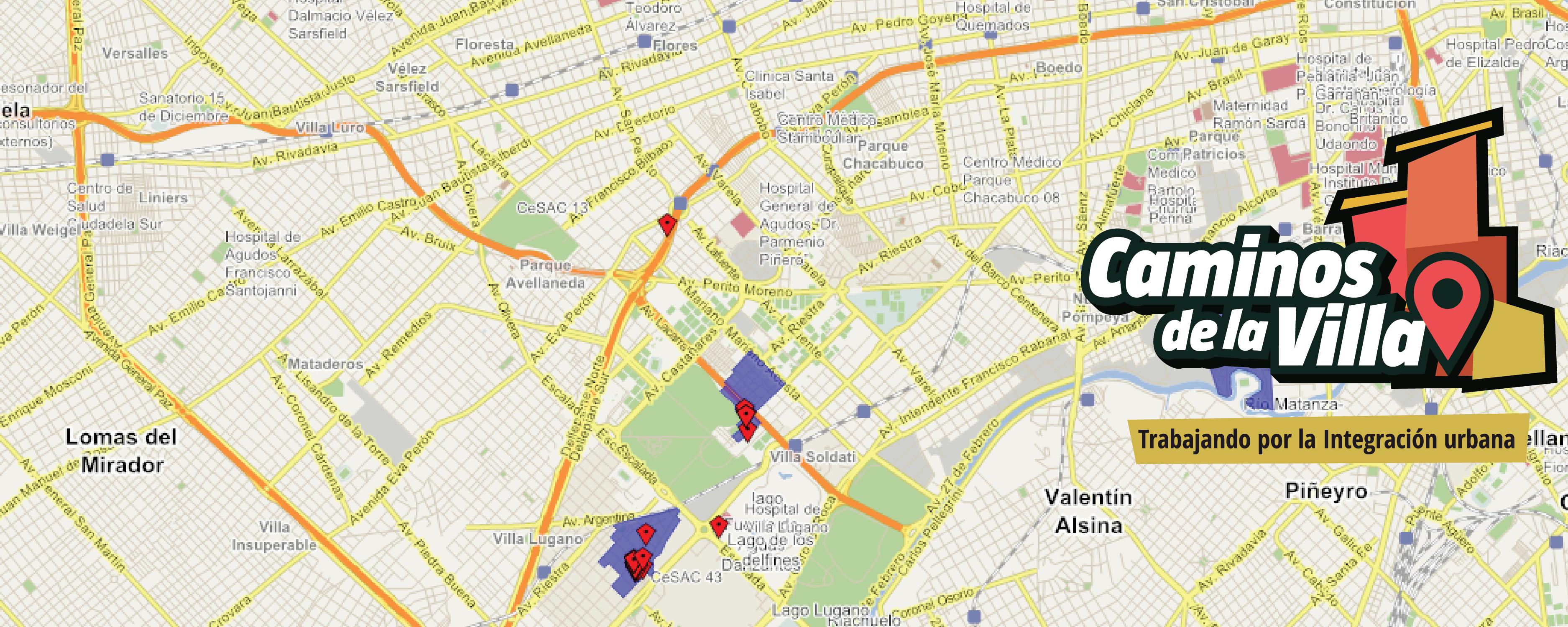 Primera plataforma online para visibilizar los reclamos de las villas de Buenos Aires