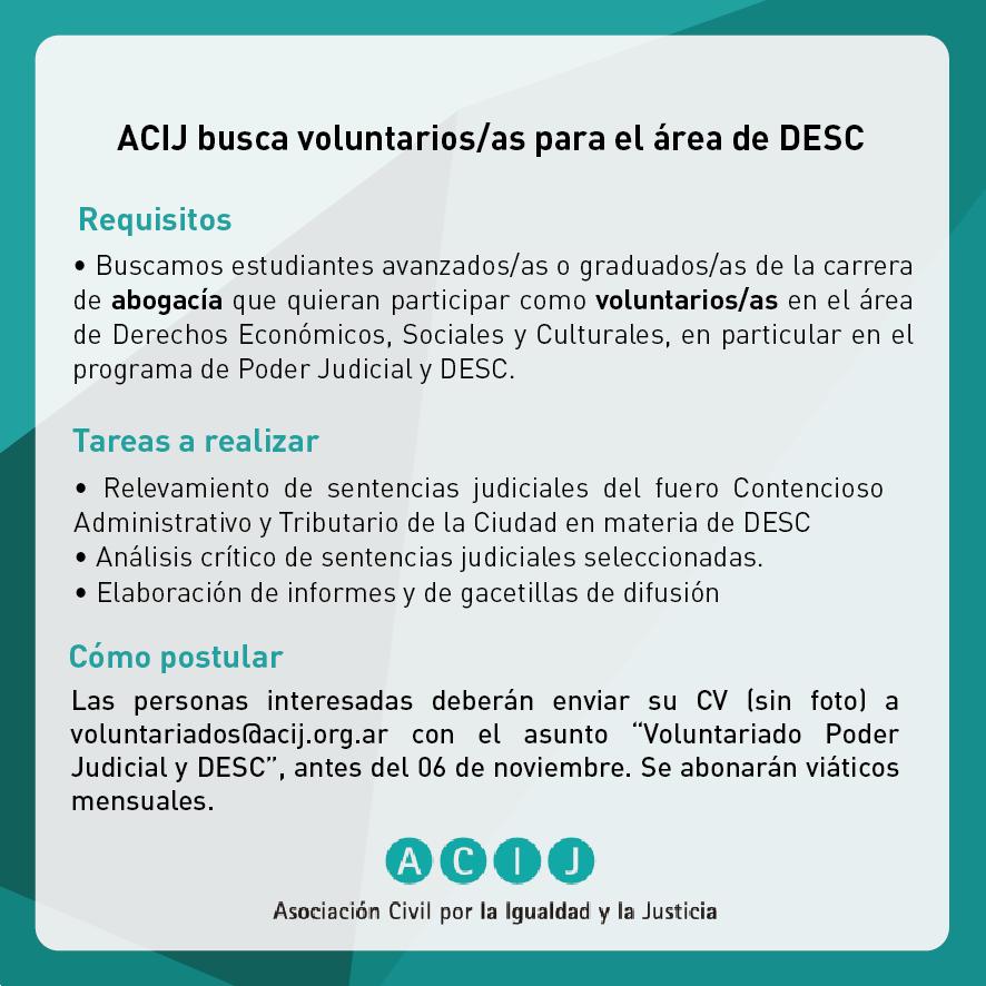 Búsqueda voluntarios DESC2-01
