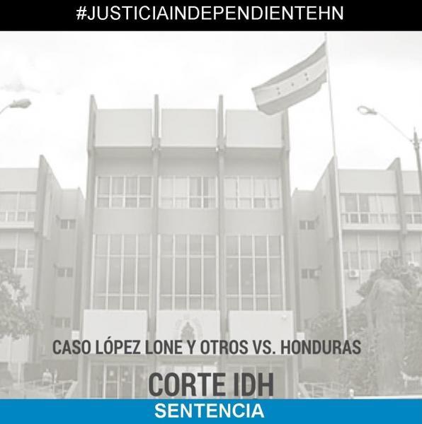 ADC y ACIJ celebran el fallo de la Corte Interamericana que ordena la restitución de tres jueces y una magistrada en Honduras