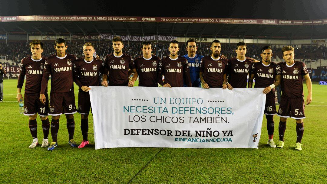 El fútbol reclamó la designación del Defensor del Niño  en los partidos del domingo