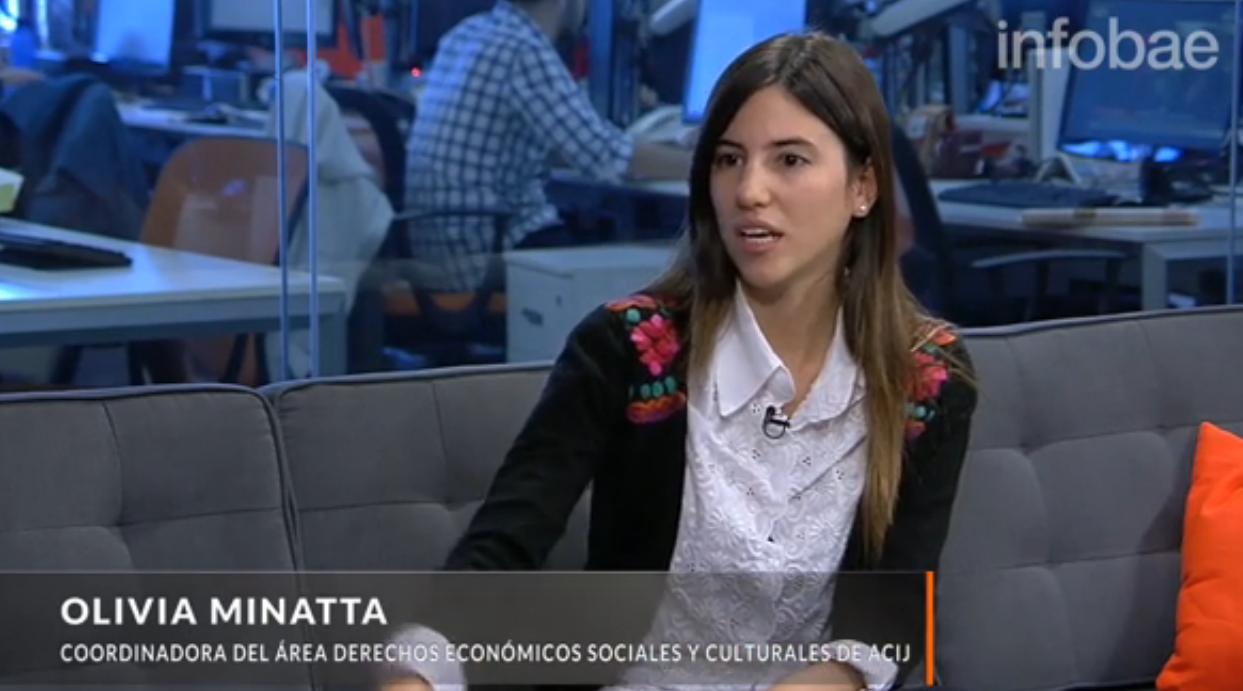 """""""El escenario actual de la niñez en Argentina es grave"""""""