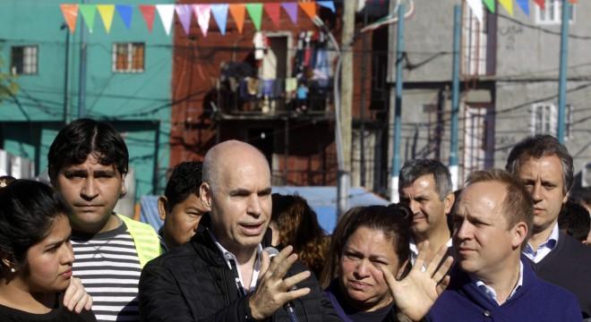 La Nación | Expectativa por la urbanización de las villas de Retiro