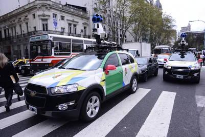 Clarín | El Street view de Google llega a las villas 31 y 20
