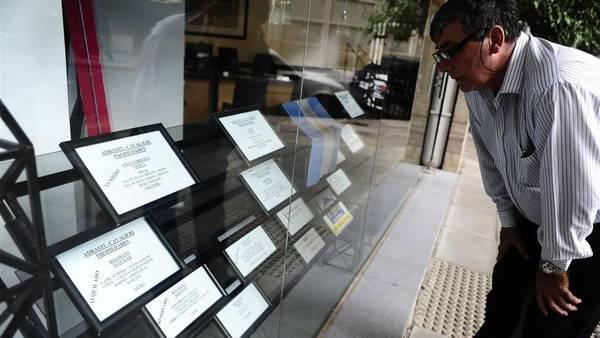 El Poder Judicial embargó las cuentas del Colegio de Corredores Inmobiliarios (CUCICBA)