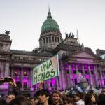 $ 67 millones menos para políticas contra la violencia de género