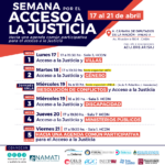 Semana por el Acceso a la Justicia