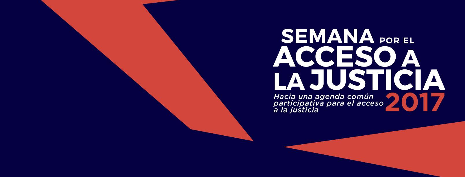 Semana por el Acceso a la Justicia – 2017