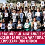 Se conformó la Red Latinoamericana de Empoderamiento Jurídico
