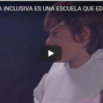 Campaña sobre Educación Inclusiva