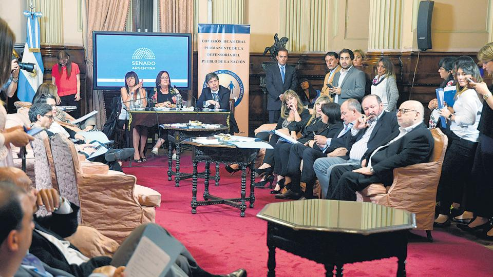 ONG contra los candidatos a ombudsman