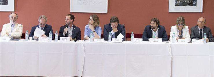 Con críticas al Poder Judicial, el Gobierno debatió en Casa Rosada el nuevo proyecto de ley de ética