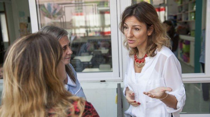 La justicia impuso una multa a la Ministra Soledad Acuña.