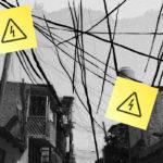 Cómo revertir el riesgo eléctrico en las villas de la Ciudad
