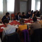 Reunión entre integrantes del Acuerdo por el Acceso a la Justicia y el Ministerio de Justicia y Derechos Humanos de la Nación