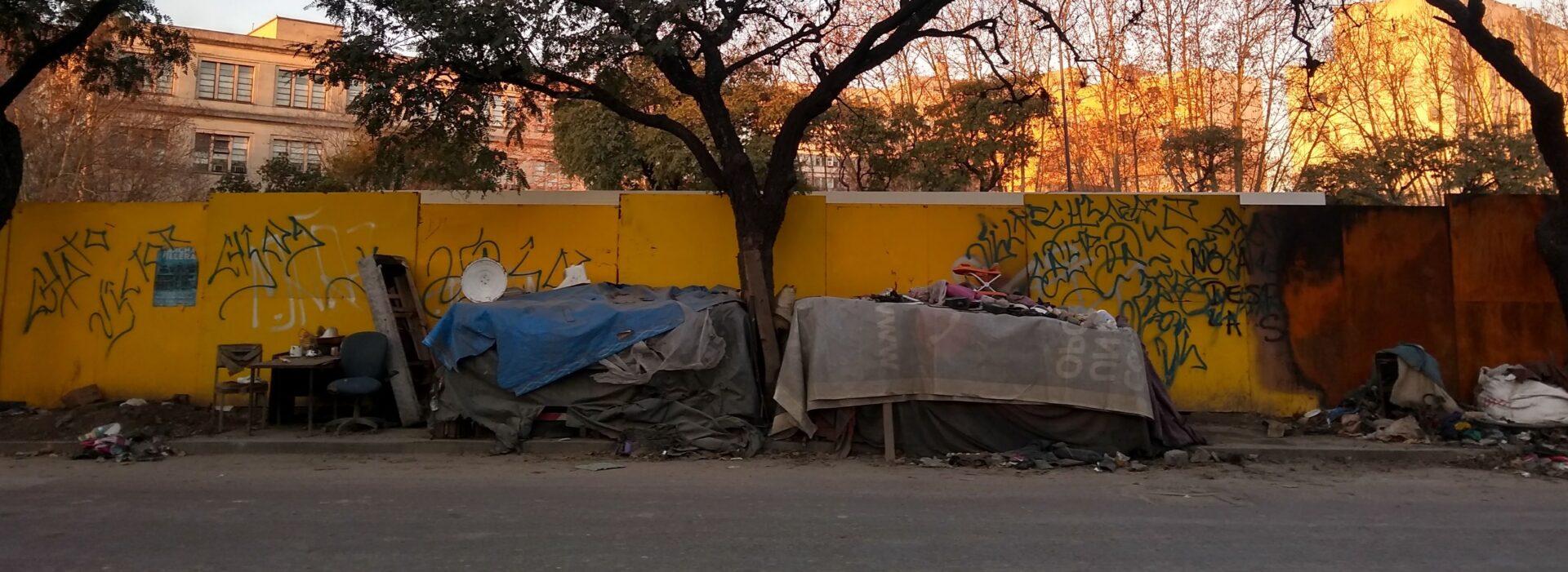 El drama de los «sin techo»: un censo no oficial registró 7.251 personas en situación de calle en la ciudad de Buenos Aires
