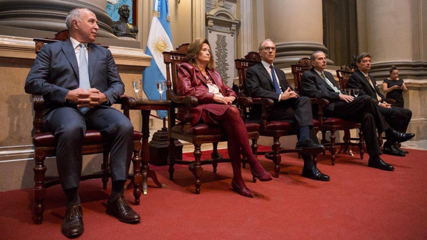 Por primera vez, los jueces de la Corte aceptan revelar su patrimonio