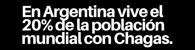 Día Nacional del Chagas |    En Argentina, cada año nacen más de 1300 niñas y niños con esta enfermedad