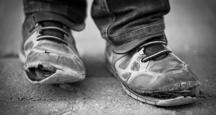La pobreza y el hambre infantil son las principales urgencias