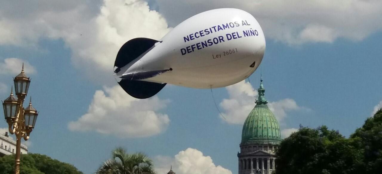 Por primera vez, Argentina cuenta con una Defensora de Niñas, Niños y Adolescentes