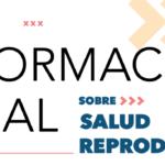 Coronavirus: información legal sobre salud reproductiva