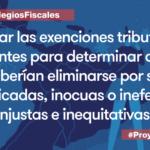 Organizaciones de la región exigimos que los Estados revisen los gastos tributarios y eliminen privilegios a sectores de mayores ingresos