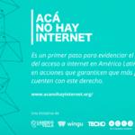Lanzamos Acá NO hay Internet
