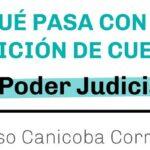 ¿Qué pasa con la rendición de cuentas del Poder Judicial?