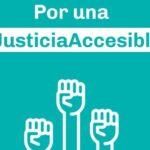 Solicitamos a la justicia federal que el portal digital del Poder Judicial de la Nación sea accesible a las personas con discapacidad visual