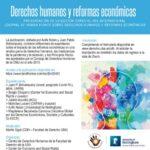 Conversatorio sobre derechos humanos y reformas económicas