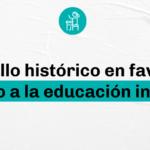 Otro fallo histórico en favor del derecho a la educación inclusiva en la Ciudad de Buenos Aires