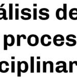 INFORME: Análisis de los procesos disciplinarios en el ámbito del Consejo de la Magistratura de la Nación