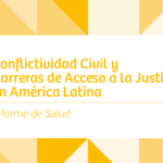 Informe sobre Conflictos de Salud del OCCA