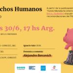 """Debate """"FMI y Derechos Humanos. La deuda de fondo"""""""