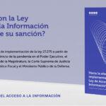 Informe | Hacia la efectiva implementación de la Ley de Acceso a la Información Pública en Argentina